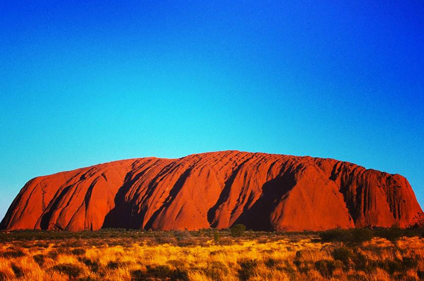 #Uluru