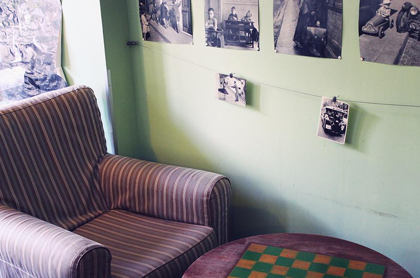 #002 - Gros fauteuil douillet